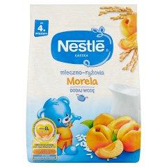 Kaszka Nestle mleczno-ryżowa z morelami