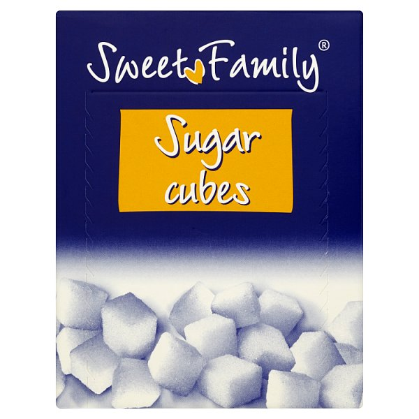 Sweet Family Cukier kostka 0,5 kg