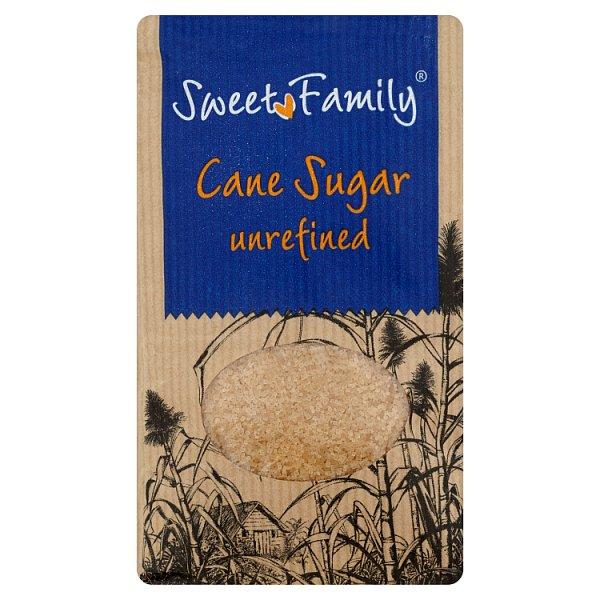 Sweet Family Cukier trzcinowy nierafinowany 1 kg