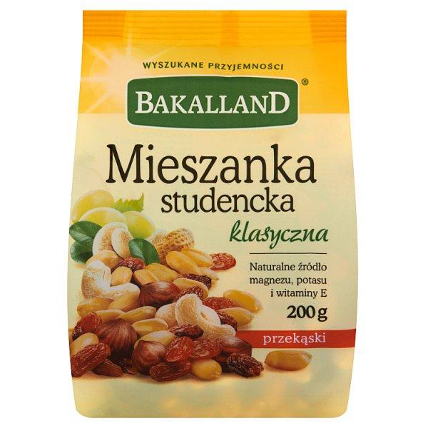 Bakalland Mieszanka studencka klasyczna 200 g