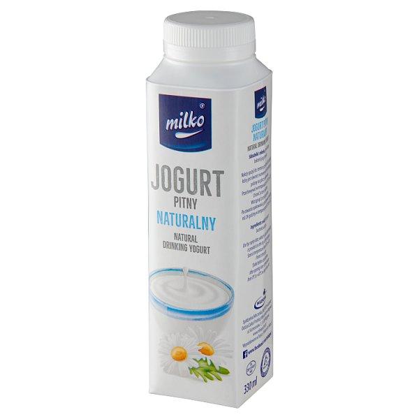 Jogurt pitny Milko naturalny