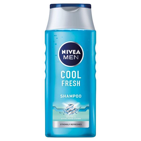NIVEA MEN Cool Fresh Szampon do włosów 400 ml