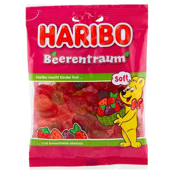 Haribo Żelki o smaku owocowym 100 g