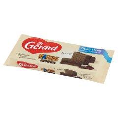 dr Gerard Mafijne Brownie Herbatniki kakaowe przekładane kremem czekoladowym 199 g