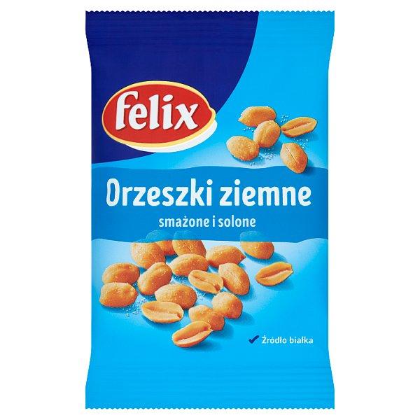 Felix Orzeszki ziemne smażone i solone 70 g