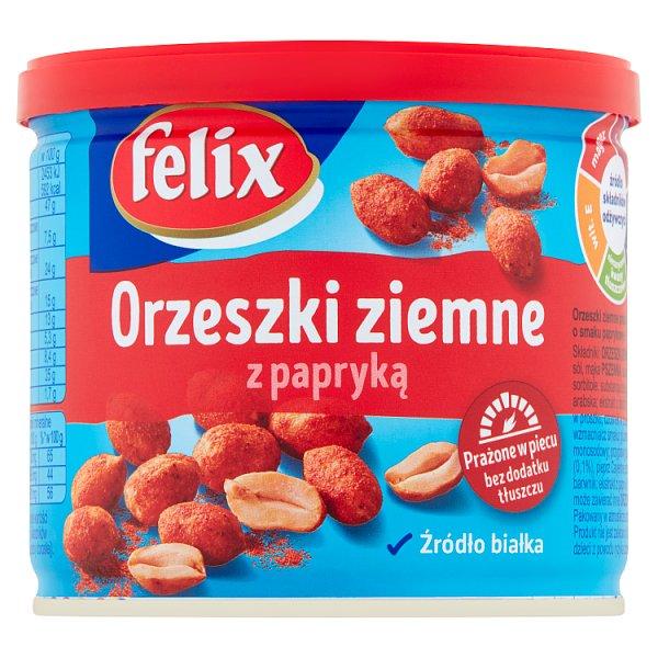 Felix Orzeszki ziemne z papryką 140 g
