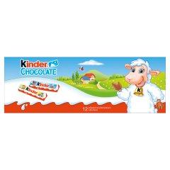 Czekoladki Kinder Chocolate Święta