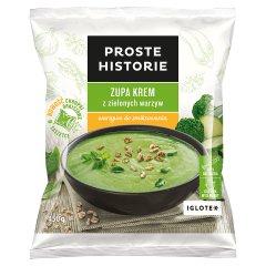 Proste Historie Zupa krem z zielonych warzyw 450 g