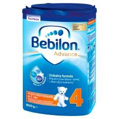 Bebilon 4 Pronutra-Advance Mleko modyfikowane po 2. roku 800 g