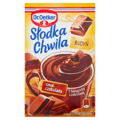Budyń Słodka Chwila czekoladowy