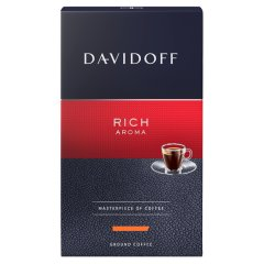 Davidoff Rich Aroma Kawa palona mielona 250 g
