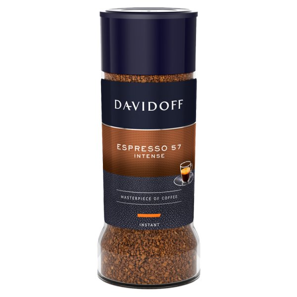 Kawa Davidoff Café Grand Cuvée Espresso 57 rozpuszczalna