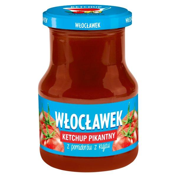 Ketchup Włocławek pikantny