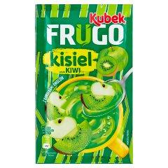 Kubek Frugo Kisiel z kawałkami owoców smak kiwi 30 g