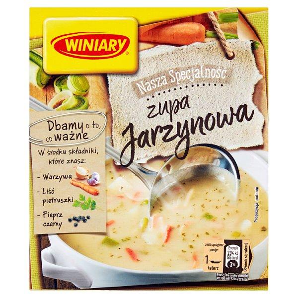Zupa Winiary zupa jarzynowa
