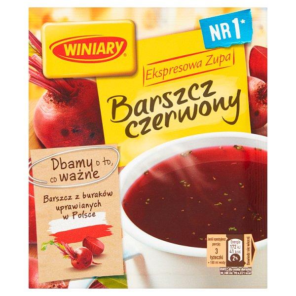 Zupa Winiary barszcz Czerwony