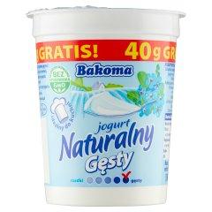 Jogurt Naturalny Gęsty Bakoma