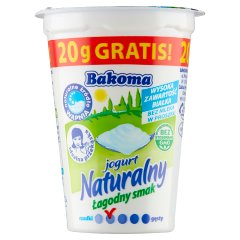 Jogurt Bakoma Naturalny