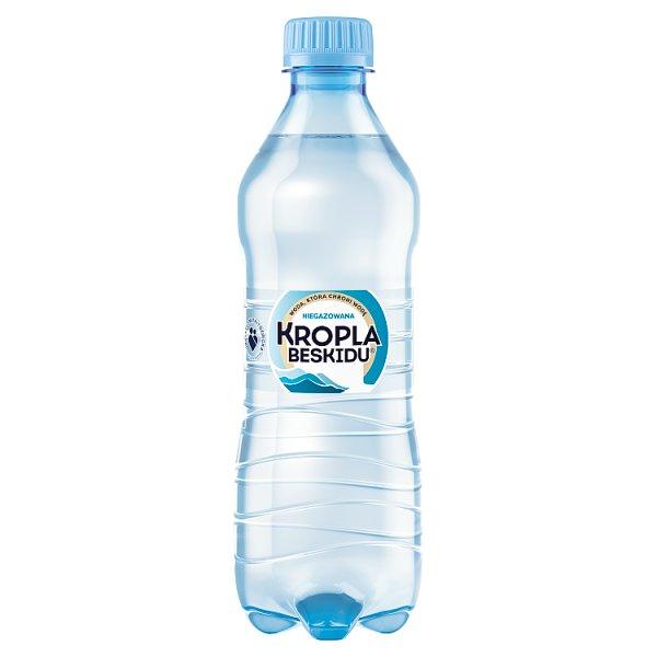 Kropla Beskidu Naturalna woda mineralna niegazowana 500 ml