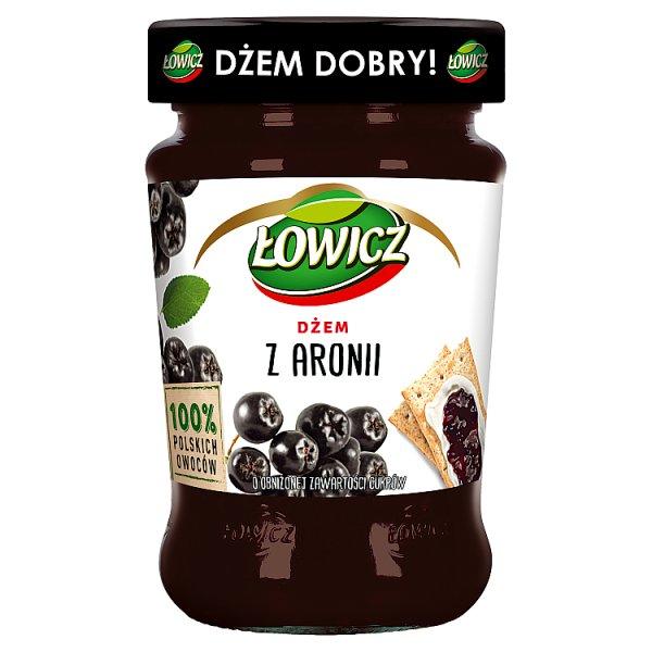 Dżem Łowicz aroniowy