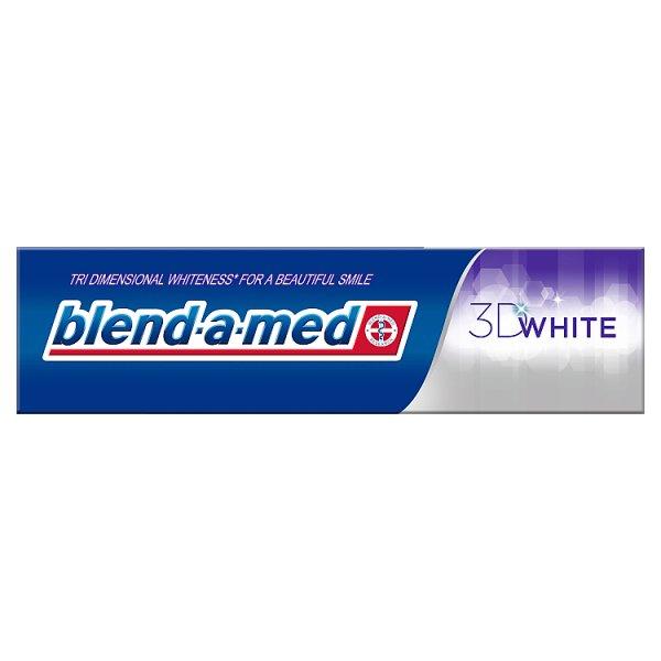 Pasta Blend-a-Med 3D White wybielająca