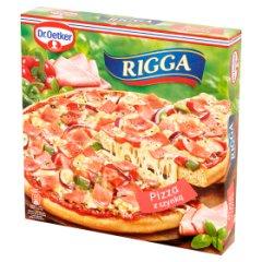 Pizza Rigga z szynką