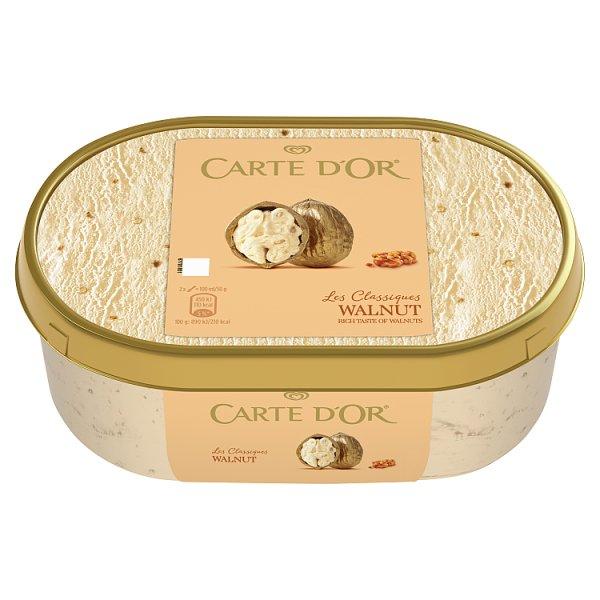 Carte D'Or Les Classiques Walnut Lody 1000 ml