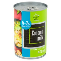 House of Asia Mleczko kokosowe 5-7% 400 ml