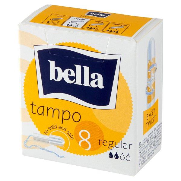 Bella Tampo Regular Tampony higieniczne 8 sztuk