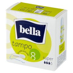 Tampony Bella tampo super