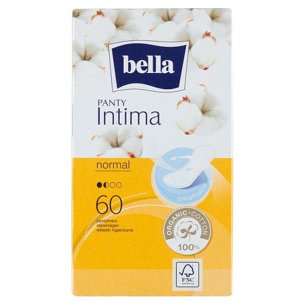 Bella Intima Panty Normal Wkładki higieniczne 60 sztuk