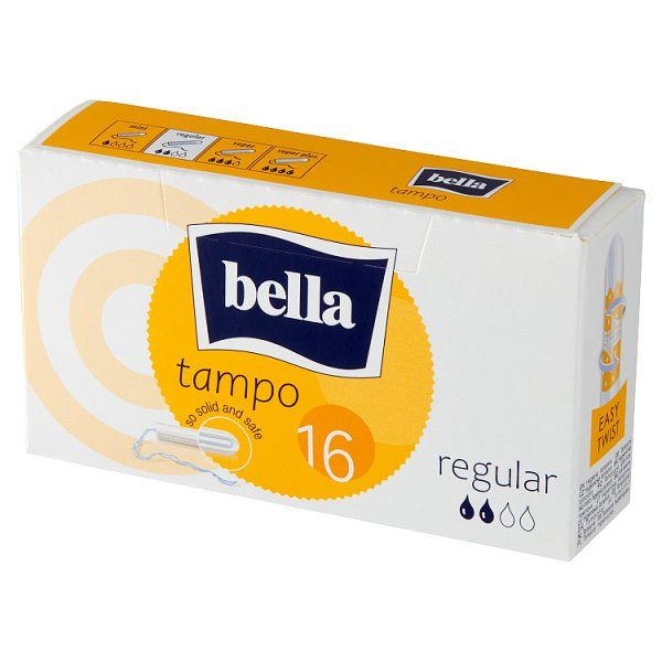 Bella Tampo Regular Tampony higieniczne 16 sztuk