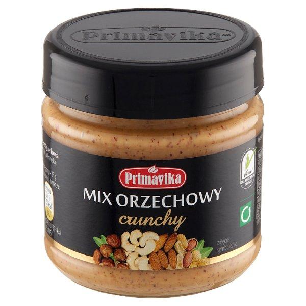 Primavika Mix orzechowy crunchy 185 g