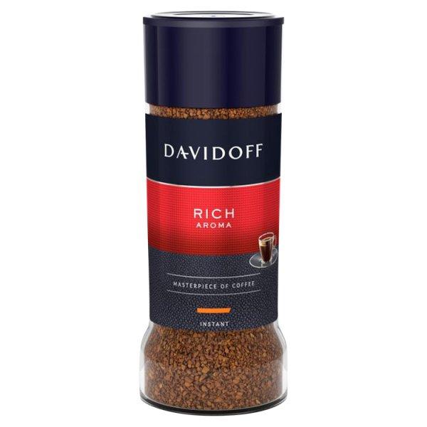 Davidoff Rich Aroma Kawa rozpuszczalna 100 g