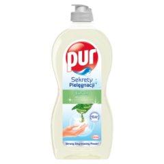 Pur Sekrety Pielęgnacji Aloe Vera Płyn do mycia naczyń 450 ml
