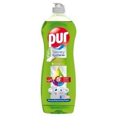 Pur Sekrety Kucharza Apple Płyn do mycia naczyń 750 ml