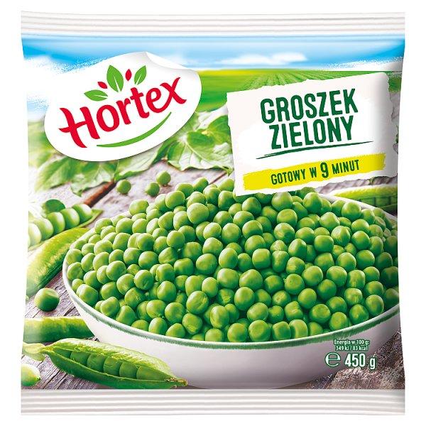 Groszek zielony Hortex