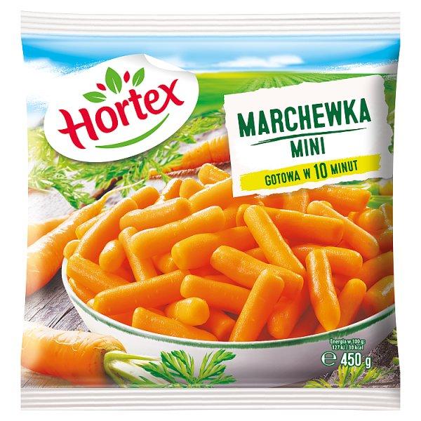 Marchew mini Hortex