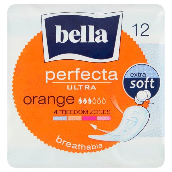 Bella Perfecta Ultra Orange Podpaski higieniczne 12 sztuk