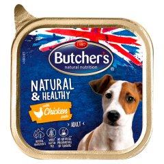 Butcher's Natural & Healthy Karma dla dorosłych psów pasztet z kurczakiem 150 g