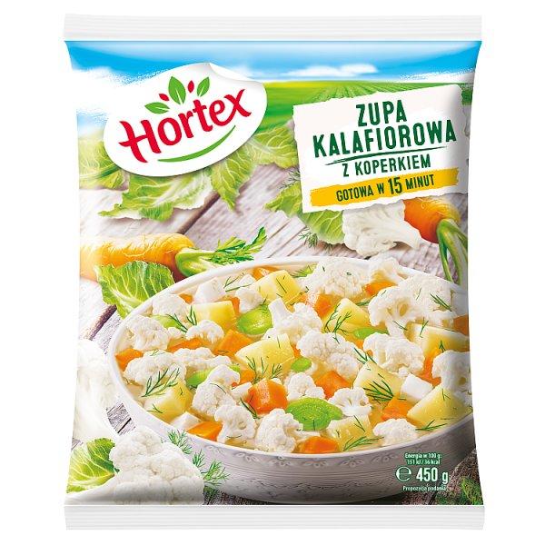 Zupa kalafiorowa Hortex