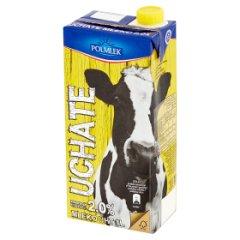 Polmlek Uchate Mleko UHT 2,0% 1 l