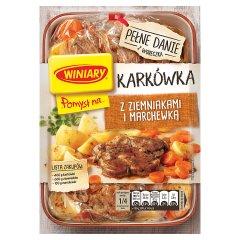 Winiary Pomysł na... Karkówka z ziemniakami i marchewką 30 g