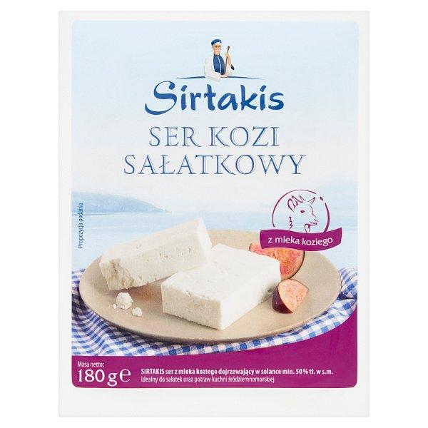 Sirtakis Ser kozi sałatkowy 180 g