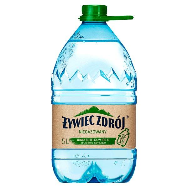 Woda Żywiec Zdrój niegazowana 5l
