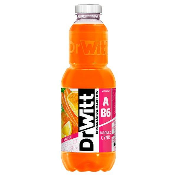 DrWitt Premium Uroda Napój pomarańcza-marchew 1 l