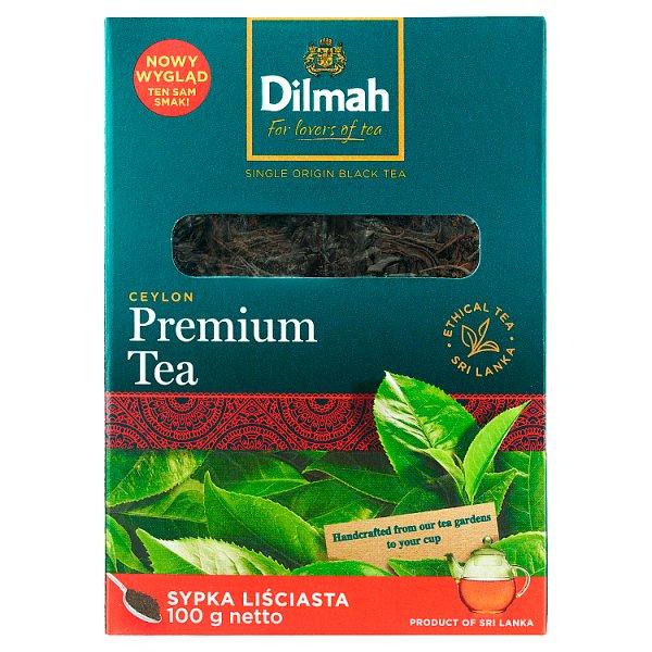 Dilmah Premium Tea Klasyczna czarna herbata 100 g