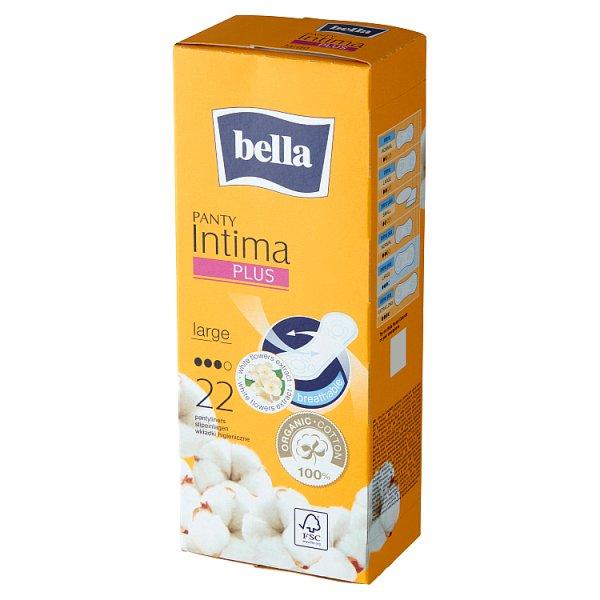 Bella Intima Plus Panty Large Wkładki higieniczne 22 sztuki