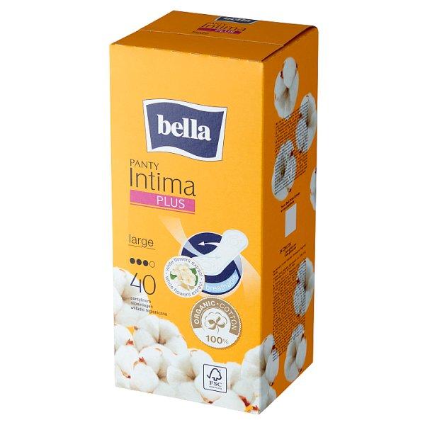 Bella Intima Plus Panty Large Wkładki higieniczne 40 sztuk
