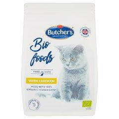 Butcher's Bio Foods Karma dla dorosłych kotów z kurczakiem 800 g